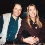 Joni Mitchell and Paul