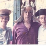 Paul, Anthony Quinn, and Vincent Capraro