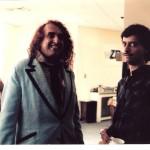 Tiny Tim and Paul